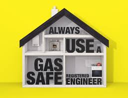 Taylor Plumbing & Heating are gas safe registered.