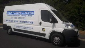 Taylor Plumbing & Heating can provide a plumber in Workington